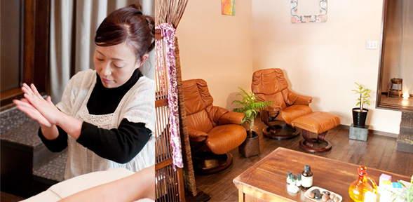 小川麻佐子さんの写真