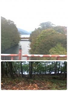 中禅寺湖 日光 温泉 紅葉