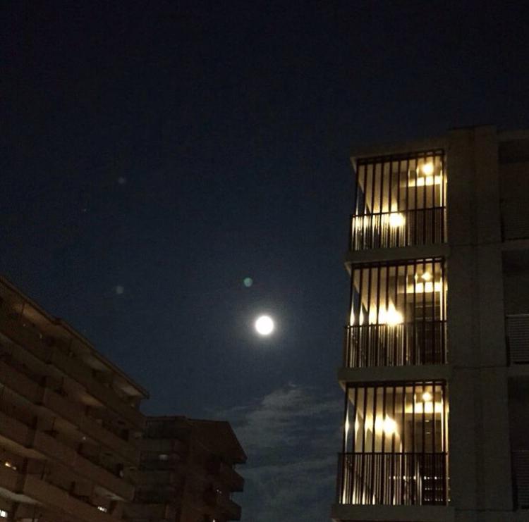 中秋の名月 お月見 アロマ