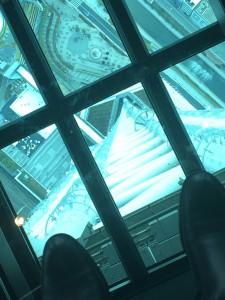 スカイツリー 眺め ガラス床