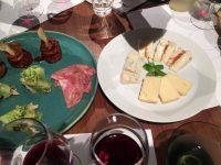 日本産ワイン チーズ アロマ